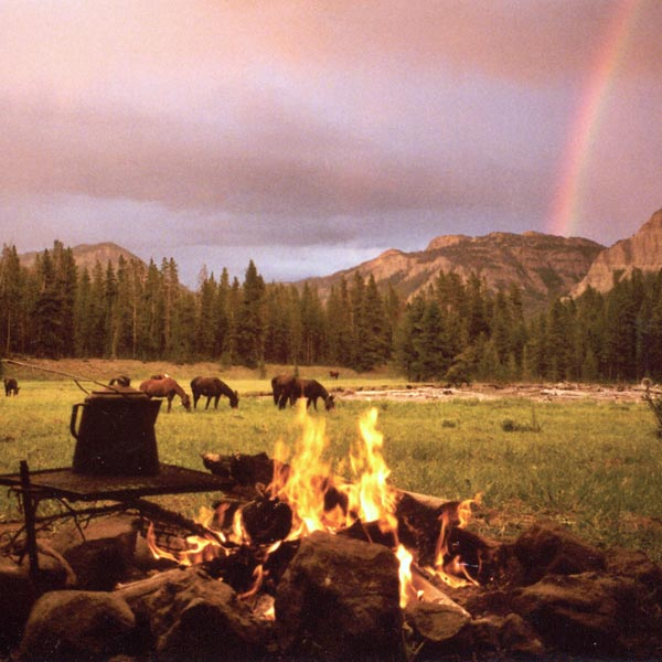 Wyoming Hunting Outfitters - Overnight Pack Trips